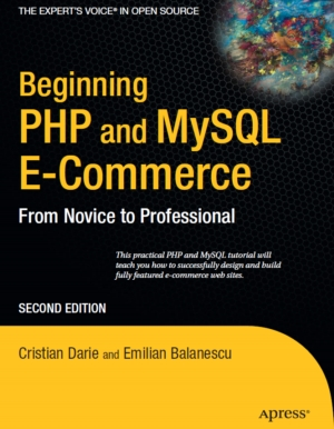 کتاب Beginning PHP and MySQL E-Commerce