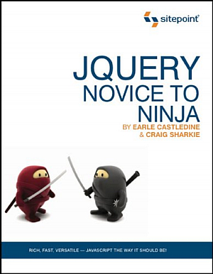 کتاب jQuery: Novice to Ninja