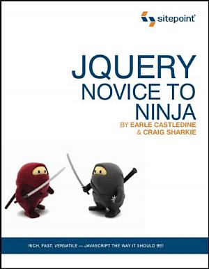 کتاب jQuery: Novice to Ninja