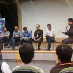 سخنران در اولین کنفرانس وردپرس ایران
