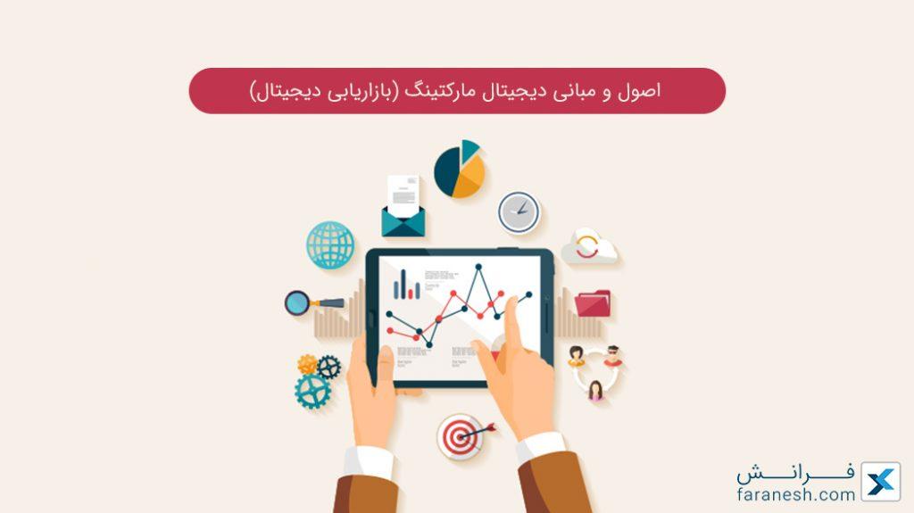 آموزش ویدئویی اصول و مبانی دیجیتال مارکتینگ (بازاریابی دیجیتال)